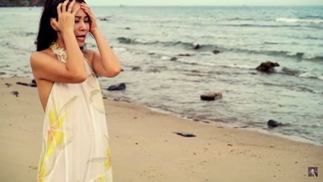 """Thu Minh chinh thuc cho ra mat MV """"dam mau"""" Goodbye - Anh 4"""