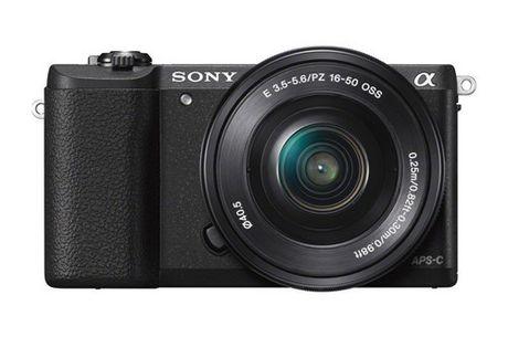 May anh mirrorless Sony Alpha A5300 sap ra mat - Anh 1