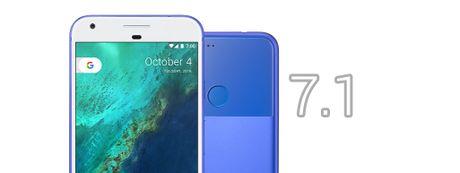 Danh sach tinh nang moi cua Android 7.1: Night Light, shortcut cho app o home, tang do nhay cam ung - Anh 1