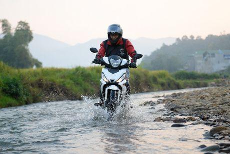 Hanh trinh Honda WINNER 150 chang 2 - chinh phuc Cuc Tay A Pa Chai - Anh 10