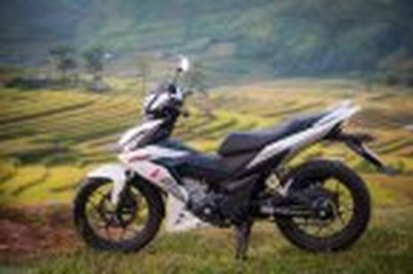 Hanh trinh Honda WINNER 150 chang 2 - chinh phuc Cuc Tay A Pa Chai - Anh 16