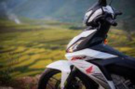 Hanh trinh Honda WINNER 150 chang 2 - chinh phuc Cuc Tay A Pa Chai - Anh 18