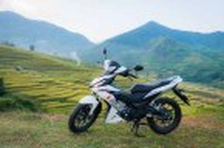 Hanh trinh Honda WINNER 150 chang 2 - chinh phuc Cuc Tay A Pa Chai - Anh 19