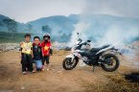 Hanh trinh Honda WINNER 150 chang 2 - chinh phuc Cuc Tay A Pa Chai - Anh 28