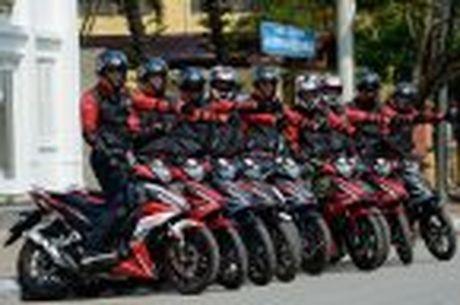 Hanh trinh Honda WINNER 150 chang 2 - chinh phuc Cuc Tay A Pa Chai - Anh 42