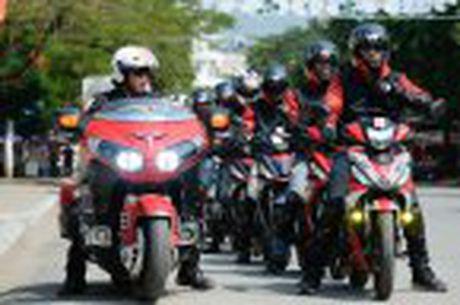 Hanh trinh Honda WINNER 150 chang 2 - chinh phuc Cuc Tay A Pa Chai - Anh 43
