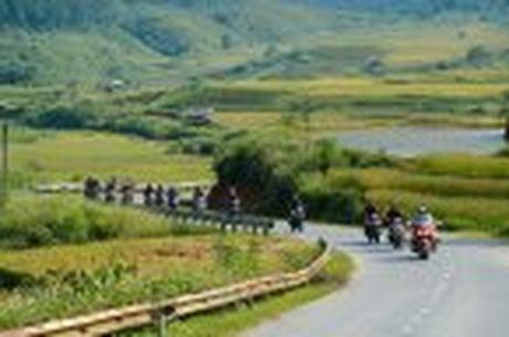 Hanh trinh Honda WINNER 150 chang 2 - chinh phuc Cuc Tay A Pa Chai - Anh 46
