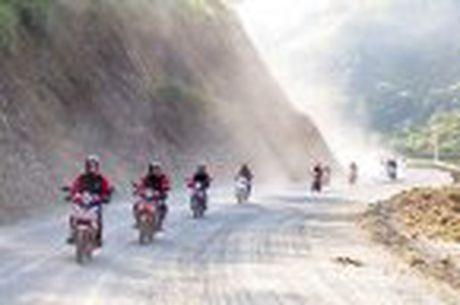 Hanh trinh Honda WINNER 150 chang 2 - chinh phuc Cuc Tay A Pa Chai - Anh 56