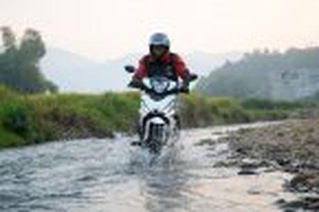 Hanh trinh Honda WINNER 150 chang 2 - chinh phuc Cuc Tay A Pa Chai - Anh 59