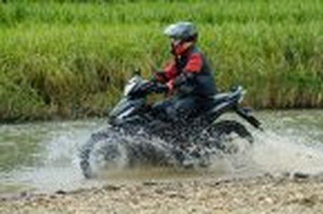 Hanh trinh Honda WINNER 150 chang 2 - chinh phuc Cuc Tay A Pa Chai - Anh 62