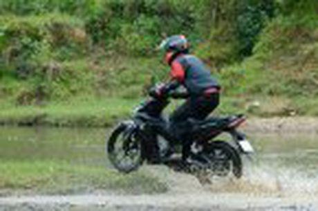 Hanh trinh Honda WINNER 150 chang 2 - chinh phuc Cuc Tay A Pa Chai - Anh 63
