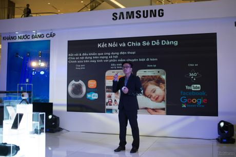 Samsung mo Galaxy Studio o Q1, gioi thieu Gear 360 chinh hang gia 7 trieu dong - Anh 5