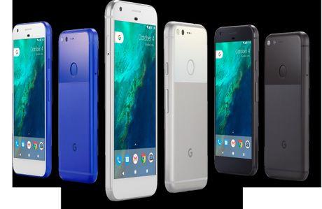 Voi Pixel, cuoi cung Google cung da bat dau canh tranh truc tiep voi Apple - Anh 2