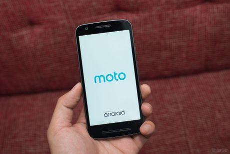 Danh gia nhanh Moto E3 Power: 3 trieu, Android 6, pin khung, chong nuoc so - Anh 1