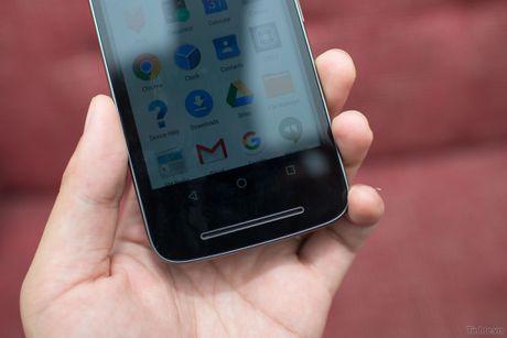 Danh gia nhanh Moto E3 Power: 3 trieu, Android 6, pin khung, chong nuoc so - Anh 2