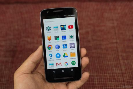 Danh gia nhanh Moto E3 Power: 3 trieu, Android 6, pin khung, chong nuoc so - Anh 3