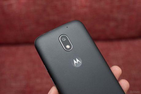 Danh gia nhanh Moto E3 Power: 3 trieu, Android 6, pin khung, chong nuoc so - Anh 4