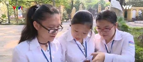 De thi minh hoa ky thi THPT quoc gia 2016: Khong qua kho - Anh 1