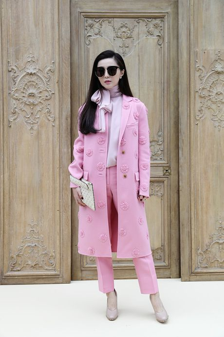 Pham Bang Bang sac lanh doi dau Truong Thien Ai o show Louis Vuitton - Anh 6