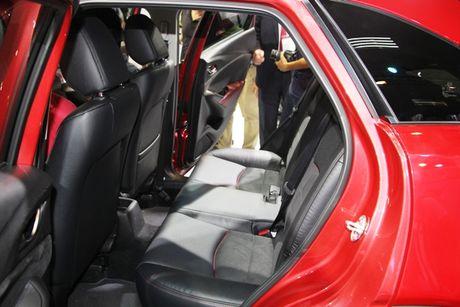 Mazda CX-3 'phien ban thu nho cua CX-5' gay chu y tai VMS 2016 - Anh 3