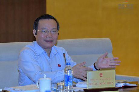 Ong Phung Quoc Hien: 'Chung ta dot ma khong duoc pha' - Anh 1