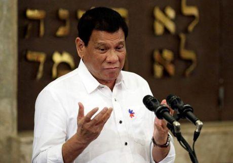 Ong Duterte duoc danh gia 'rat tot' sau 90 ngay lam Tong thong Philippines - Anh 1