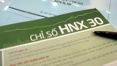Thang 9, hau het cac bo chi so HNX deu tang diem - Anh 1