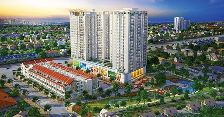 TP.HCM: Cho phep chuyen nhuong Moonnlight Residences - Anh 1