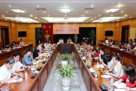Bo KH&CN to chuc hop bao thuong ky Quy III nam 2016 - Anh 2