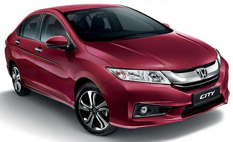 Voi khoang 600 trieu, nen mua Toyota Vios hay Honda City? - Anh 2