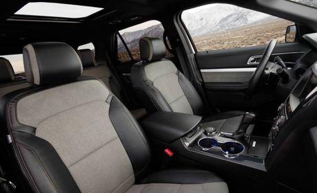 Ford Explorer 2017 sieu dang cap vua ra mat co gi dac biet? - Anh 3