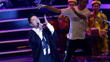 Xuan Hinh choc khan gia cuoi 'can hoi' trong liveshow 10 ti - Anh 14