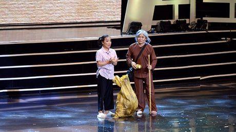 Xuan Hinh choc khan gia cuoi 'can hoi' trong liveshow 10 ti - Anh 10