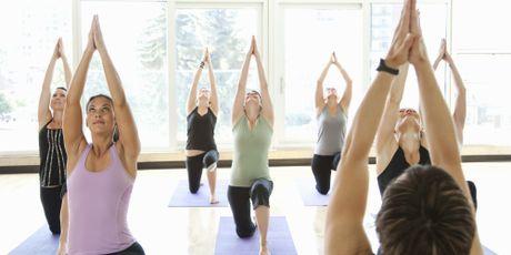 Phep tac dung dieu cua nguoi tap yoga - Anh 1
