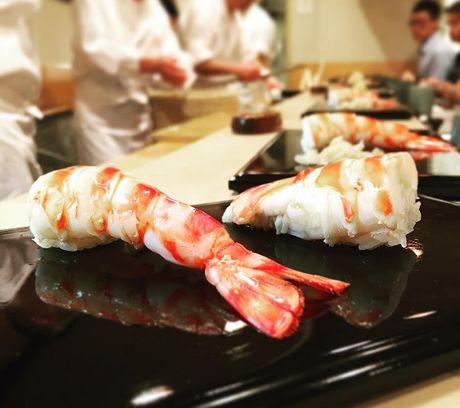 Quan sushi huyen thoai duoc Beckham ca tung het loi - Anh 11