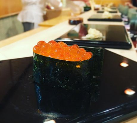 Quan sushi huyen thoai duoc Beckham ca tung het loi - Anh 12