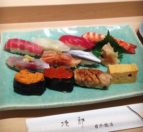 Quan sushi huyen thoai duoc Beckham ca tung het loi - Anh 13