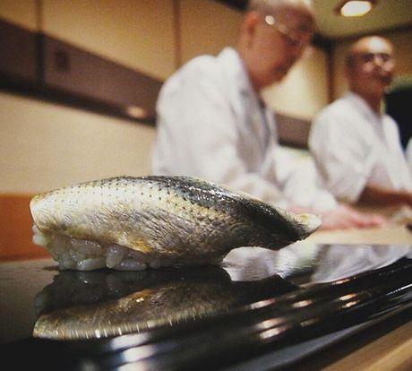 Quan sushi huyen thoai duoc Beckham ca tung het loi - Anh 14