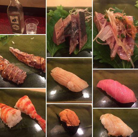 Quan sushi huyen thoai duoc Beckham ca tung het loi - Anh 15