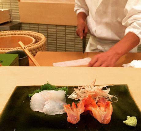 Quan sushi huyen thoai duoc Beckham ca tung het loi - Anh 5