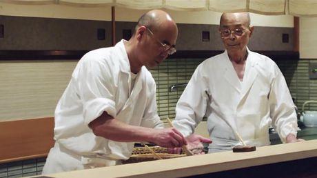 Quan sushi huyen thoai duoc Beckham ca tung het loi - Anh 7