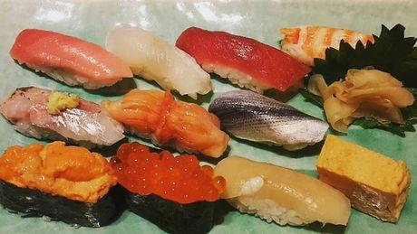 Quan sushi huyen thoai duoc Beckham ca tung het loi - Anh 8