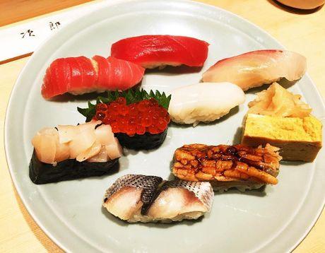 Quan sushi huyen thoai duoc Beckham ca tung het loi - Anh 9