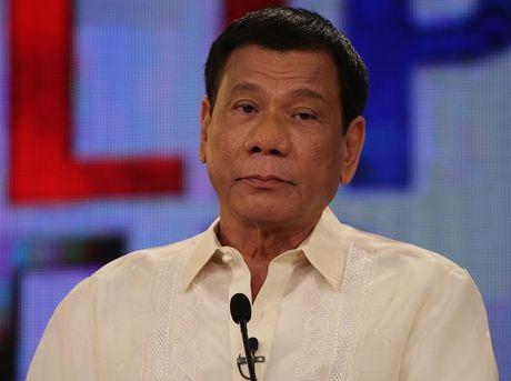 Bo truong Quoc phong Philippines: Ong Duterte khong hieu ro gia tri cua My - Anh 1