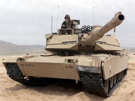 My khong du tien che tao xe tang the he moi doi trong voi Armata cua Nga - Anh 1