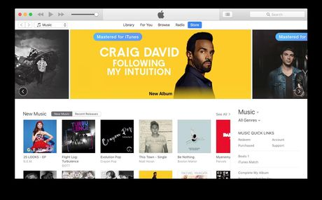 Ngan iTunes tu khoi chay tren may Mac - Anh 3