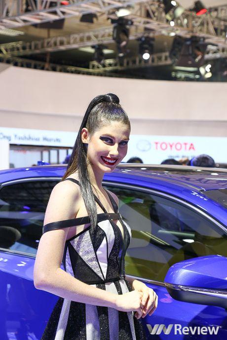 "Mau ""Tay"" tran ngap trien lam Vietnam Motor Show 2016 - Anh 7"