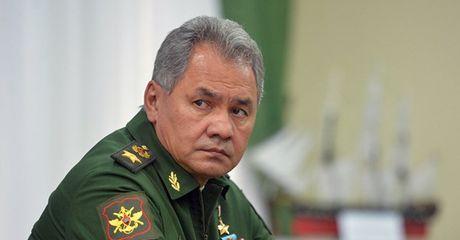 Bo truong Quoc phong Nga: Vu khi co do chinh xac cao giup Nga chien thang o Syria - Anh 1