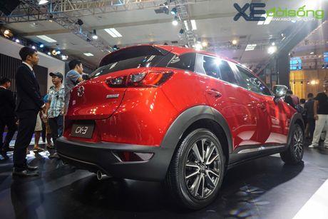 Can canh Mazda CX-3 gia tren 700 trieu dong tai VMS 2016 - Anh 2