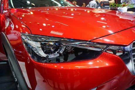 Can canh Mazda CX-3 gia tren 700 trieu dong tai VMS 2016 - Anh 4